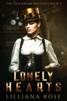 BK4 Lonely Hearts E-Book Cover